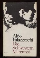 DIE SCHWESTERN MATERASSI Aldo Palazzeschi Benziger Verlag 1966