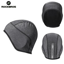 ROCKBROS Bike Motorbike Under Helmet Winter Thermal Windproof Hat Men Sports Cap