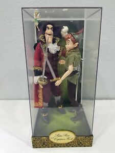 Disney Fairytale Designer Collection Peter Pan And Captain Hook LE To 6000
