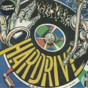 """HARDRIVE - Deep Inside (reissue) - Vinyl (white vinyl 12"""")"""