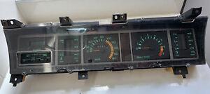 Nissan Bluebird TRX Instrument Cluster VDO 36232