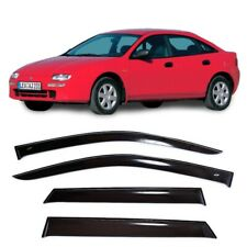 For Mazda 323 V Hb 1994-1998 Window Side Visors Sun Rain Guard Vent Deflectors