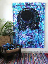 Multi Small Wall Hanging Tarot Tapestry New The Moon Room Decorative Throw