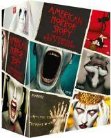 COFFRET DVD SERIE HORREUR : AMERICAN HORROR STORY  L'INTEGRALE DES SAISONS 1 A 7