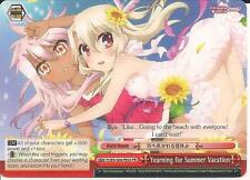 4x Yearning for Summer Vacation Weiss Schwarz Promo