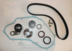 Land Rover DEFENDER OR DISCOVERY 300TDi  Timing Belt kit- OUR KIT INCLUDES SEALS
