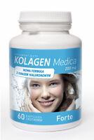 Kolagen Medica 200mg (Kollagen mit Hyaluronsäure) 60 Kapseln VERSAND WELTWEIT