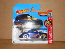 HOT WHEELS SHOWDOWN - '41 WILLYS - HW FLAMES 6/10  [MV0]