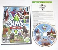 The Sims 3 Pets PC Game Complete 2011 Expansion
