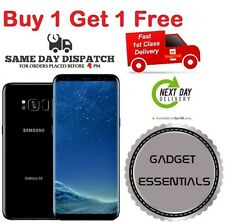 100% GENUINE TEMPERED GLASS SCREEN PROTECTOR FOR Samsung Galaxy S8 Plus S8+ S8 +