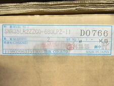 Brand New In Box Thk Snr35lr2zzc0680lpz 11 Linear Bearing D0766 With Slide