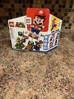 Lego 71360 Super Mario Adventure with Mario Starter Course Brand New