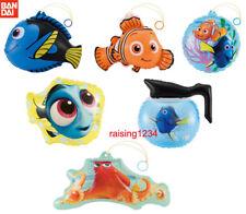 Bandai Disney Movie Finding Dory Air Inflatable Figure Gashapon Nemo set 6 pcs