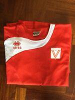 Maglia calcio errea vicenza football shirt trikot jersey size L