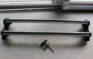GENUINE AUDI A6 S6 RS6 C5 Saloon / Sedan 97-04 Roof Bars 515-0162 / 515-0162-02