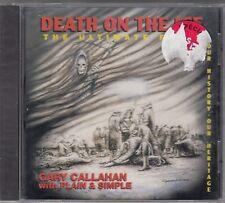 GARY CALLAHAN - DEATH ON THE ICE (CD 1996) BRAND NEW ! VERY RARE !!!!