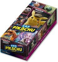 Pokemon Card Sun Moon Expansion Pack Detective Pikachu Booster Box Japanese SMP2