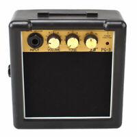 3W Portable Electric Guitar Amplifier Amp For Acoustic Guitar Amplifier GA