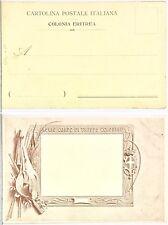 150) Cartolina Regio Corpo di Truppe Coloniali Colonia Eritrea