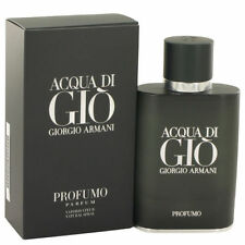 Acqua Di Gio Profumo Giorgio Armani Men 4.2 OZ 125 ML Parfum Spray Nib Sealed