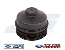 03-10 6.0L 6.4L Powerstroke Diesel Genuine Ford Motorcraft OEM Oil Filter Cap