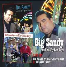BIG SANDY AND HIS FLY-RITE BOYS - SWINGIN' WEST & NIGHT TIDE 2CDs (New & Sealed)