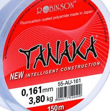 150m Fluorocarbon 0,16 - 0,38mm Schnur Robinson Tanaka