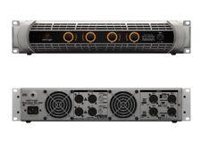 More details for behringer inuke nu4-6000 - 4 channel class d power amplifier