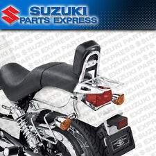 2005 - 2017 SUZUKI BOULEVARD S40 GENUINE CHROME PASSENGER BACKREST SISSYBAR