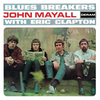 JOHN MAYALL & THE BLUES BREAKERS-WITH ERIC CLAPTON-JAPAN UHQCD Ltd/Ed G88