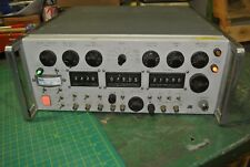 IFR XPDR/DME Set ATC-1200 Y3 SIMULATOR IFR INC. SN.1770 (WHSE 2.29A3)