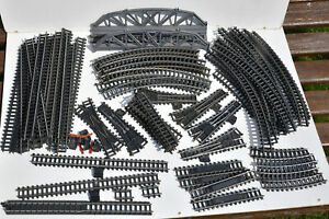 TRIANG TT LARGE COLLECTION OF TYPE B TRACK INC POINTS CURVES STRAIGHTS