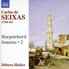 Debora Halasz - Harpsichord Works 2 [New CD]