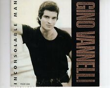 CD GINO VANNELLI	inconsolable man	EX+	JAPAN ( A2375)