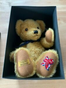 London 2012 Merrythought Limited Edition Bear