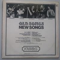 Family - Old Songs New Songs Vinyl LP UK 1st Press 1971 EX+ Best of Compilation