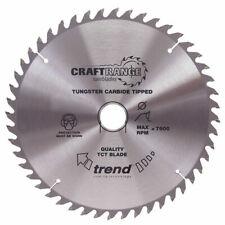 Trend Wood Plunge Saw Blade 165 mm x 48 Teeth x 20 mm Makita SP6000K