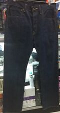 Levi Strauss & Co 501 Jeans Shrink to Fit Button Fly NEW FIT Mens SIZE 32x32 NWT
