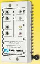 SH Viessmann  5214 Pendelzugsteuerung für Gleichstrombahnen
