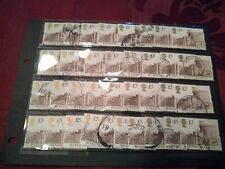 35 Five Pounds Windsor Castle Stamps from Britain