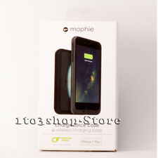 Mophie Charge Force iPhone 7 Plus & 8 Plus Case w/Wireless Charging Base (Black)