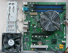 FUJITSU D2991-A13 GS4 Sockel 1155, Blende, Kühler + Lüfter+CPU Pent. G 620 + ...