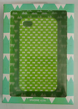RARE UNIQUE Designer Italiano BENETTON Catrina carreiras FABRICA iPhone 4/4s caso 2