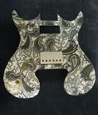 Lefty Custom MM SG Pickguard + Dimarzio pickup 1969 Gibson pots guitar project
