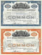 acf-Brill Motors Company - US Hersteller von Automobilen/Bus