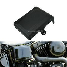 Right Side Matte Battery Cover Fit For Harley Dyna Wide Glide Switchback 06-17