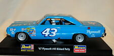 Revell Monogram 1967 Plymouth Richard Petty - The King  1/32 Slot Car 4845