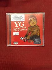 Blame It on the Streets [12/16] * by YG (Rap) (CD, Dec-2014, Def Jam (USA))