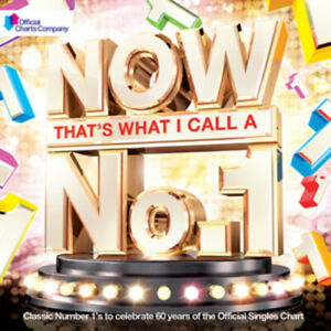 Various Artists : Now That's What I Call a No. 1 CD Box Set 3 discs (2012)