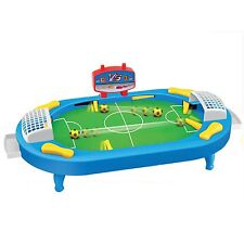 KIDS TOY MINI TABLE TOP FOOTBALL GAME FUN SET DESKTOP LIGHTWEIGHT AND PORTABLE